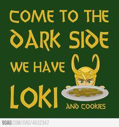cookie side always wins