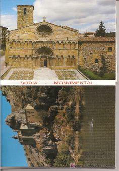 SORIA MONUMENTAL. CASTILLA Y LEON