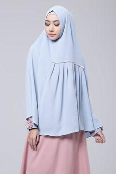 Islamic Fashion, Muslim Fashion, Hijab Fashion, Fashion Dresses, Hijab Cartoon, Muslim Dress, Beautiful Hijab, Pashmina Scarf, Mode Hijab