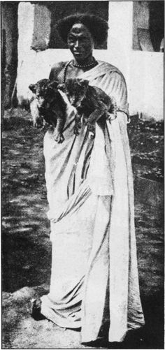 Issa tribesman Somali
