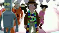 Doctor Who/Futurama