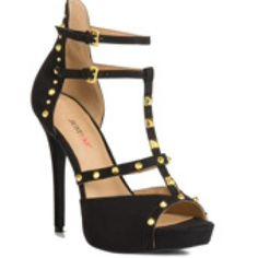 Pumps Black Shoes Heels