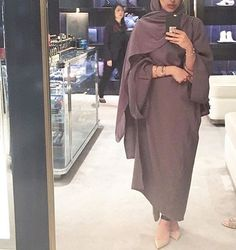 Pinterest: @eighthhorcruxx. epiphany.dubai perfect for winter #mydubai#abaya