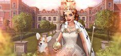 Isabella Popular Girl, Fashion Games, Supermodels, Princess Zelda, Wedding Dresses, Lady, Events, Bride Dresses, Bridal Gowns