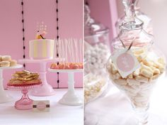 Umbrella Themed Baby Shower - Kara's Party Ideas - The Place for All Things Party