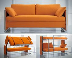 Innovative and Cool Convertible Sofa Designs (10) 9