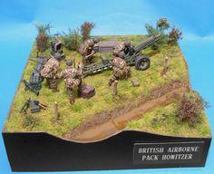 SPOR-LINK / Galleri / britiske luftbårne 75mm Pack Howitzer