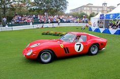 1962 Ferrari 330LM, Jim Jaeger - Indian Hill, OH (Best of Show, Concours de Sport)