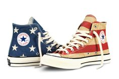 CONVERSE CHUCK TAYLOR ALL STAR '70 (VINTAGE FLAG PACK) - Sneaker Freaker