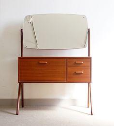 Beautiful mid-century modern furniture.