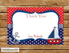 Hey, I found this really awesome Etsy listing at https://www.etsy.com/listing/258103849/ahoy-its-a-boy-thank-you-card-nautical