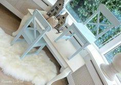 Cornelia's Home children's chairs & Queen Anne table