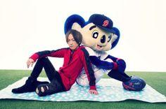 ラルクyukihiro×ドアラ=ドアラルク、カレンダー新ビジュアルに友情 | acid android | BARKS音楽ニュース