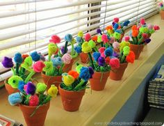 Mother's Day Mini Flower Pot Craft
