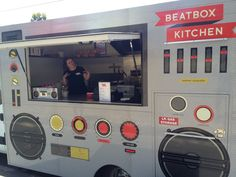 Beatbox Kitchen food truck