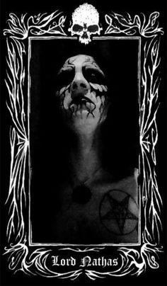 > Lord Nathas < / Italy  (Funeral Harvest; Nathas) /// as: > Nathas Svart < (Northern Tod)