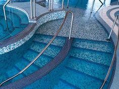 Rivestimento piscine in ceramica WELLNESS
