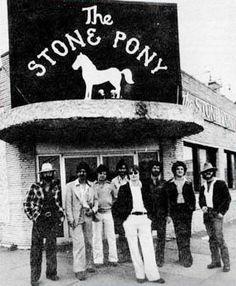 Southside Johnny & the Asbury Jukes... Stony Pony circa 1976