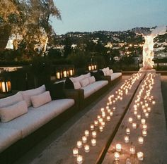 Rooftop at the Restoration Hardware Flagship Store in West Hollywood