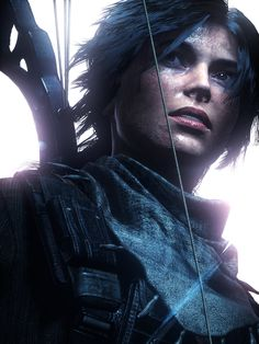 Tomb Raider Cosplay, Tomb Raider Lara Croft, Video Game Characters, Female Characters, Lara Croft 2013, Tom Raider, Fantasy Art Women, Jessica Nigri, Princess Mononoke