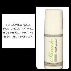 If the small wrinkles and fine lines that come with age are ok with you then enjoy them...if not....use our MIRACLE FACELIFT MASQUE! The results speak for themselves. :)