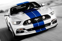 2016 Mustang Shelby GT500 Pictures, Specs