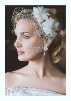 Bridal Jewelry + Bridal Accessories by Ivory Bridal & Formal