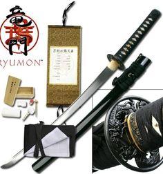 katana sword set