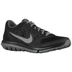 low priced 4cfa3 c61b5 Nike Flex Run 2015 - Men s - Running - Shoes - Black Dark Grey Cool Grey -sku 09022011