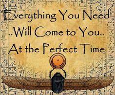 it will...