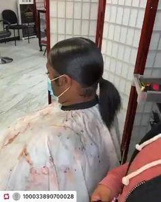 Black Hair Braid Hairstyles, Hair Ponytail Styles, African Braids Hairstyles, Braids For Black Hair, Black Girls Hairstyles, Black Girl Ponytails, Ponytail Girl, Sleek Ponytail, Goddess Braid Ponytail
