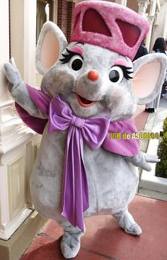 Bianca from The Rescuers