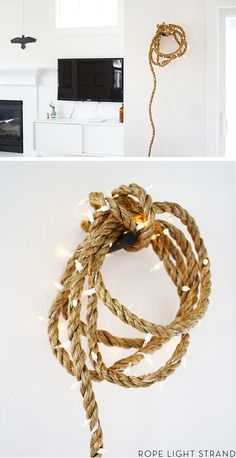 Starry Starry String Lights : Year Round Home Decor! | Decorating Your Small Space