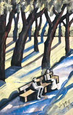hugo scheiber art   hugo scheiber/ 1873-1950 - Pictify - your social art network