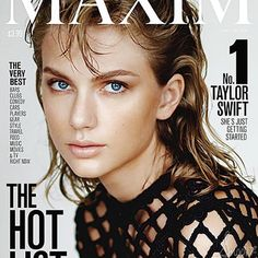 Taylor Swift Maxim: la star più hot del 2015