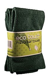 Eco Touch Inc (More from Eco Touch Inc ) Microfiber Towel 2-Pack #greenforgreen #contest #vitaminshoppe