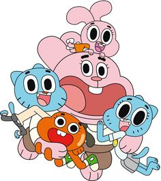Cartoon Network sticks with Gumball Cartoon Network Shows, Cartoon Shows, A Cartoon, Cartoon Drawings, Cartoon Characters, Fictional Characters, Cartoon Wallpaper, Desenhos Cartoon Network, Watch Cartoons