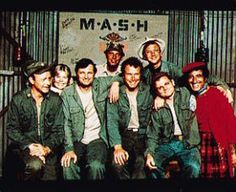 MASH with Stevenson, Linville and Rogers