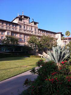 Langham Hotel, Pasadena California