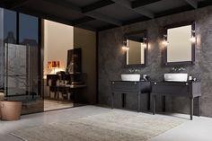 Augusto, un bagno moderno rivisitato in stile classico - Arbi Arredobagno