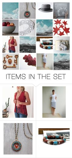 """""""snow on the mountains; leaves on the ground"""" by insearchofwild ❤ liked on Polyvore featuring art"""