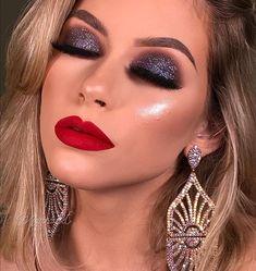 """3,740 curtidas, 16 comentários - Maquiagem Brasill® (@maquiagembrasill) no Instagram: """"Maravilhoso trabalho @marinabet @marinabet   Informações no direct  . .…"""""""