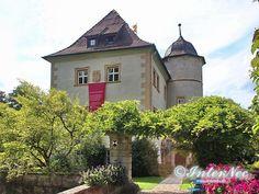 Wasserschloss Kleinbardorf  www.internec.de