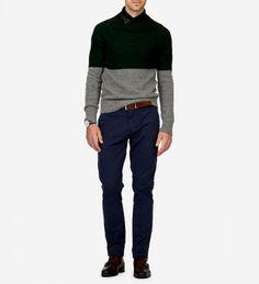 Johnny Love Lewis Alpaca Wool Blend Sweater : GOTSTYLE Online