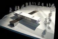 similar to how the derby design works Villa Kogelhof - maquette - Architectenbureau Paul de Ruiter bv Sustainable Architecture, Interior Architecture, Interior And Exterior, Residential Architecture, Arch Model, Architecture Awards, Architect House, Global Design, Scale Models