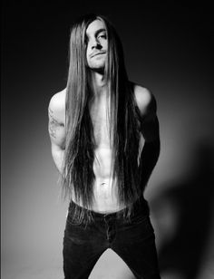 #Corsari/01 - capelloni - long haired man | Tumblr