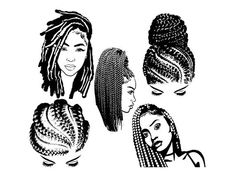 4c Hair, Puffy Hair, Black Art Pictures, Urban Pictures, American Women, American Lady, Buch Design, Afro Art, Magic Art