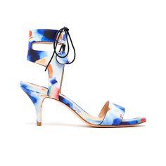 Loeffler Randall Ambrose Kitten Heel Sandal | Sandals | LoefflerRandall.com