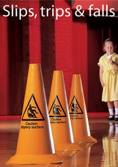 Slippery floor Office Safety, Slippery Floor, Safety Posters, Safety First, Lava Lamp, Trips, Flooring, Viajes, Traveling