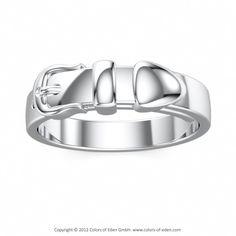 Platinum Ring Aphrodite's Girdle by Edition Eden #Belt